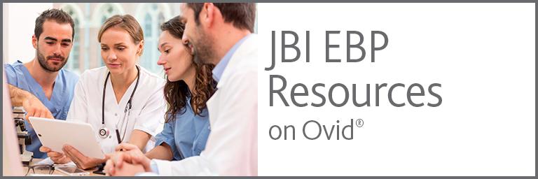 Click for the JBI EBP database video tutorial
