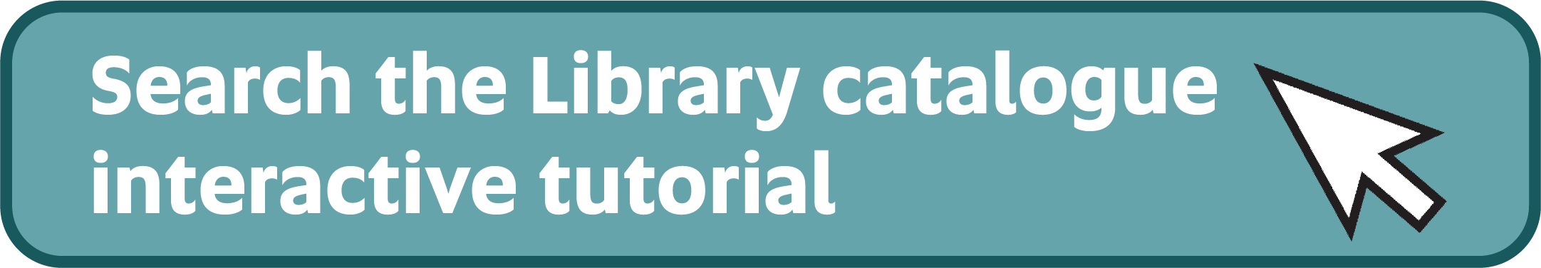 Link to interactive tutorial: search on library catalogue