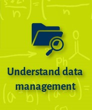 Understand data management