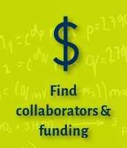 Find collaborators & funding