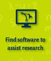 Find software to assist research