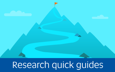 Navigate to research quick guides