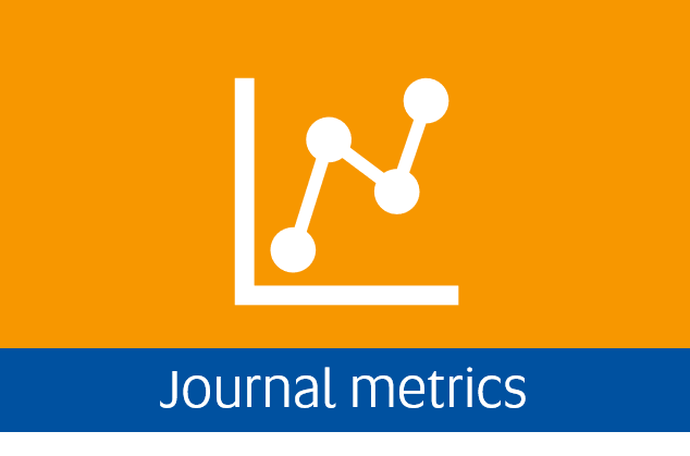 Navigate to the Journal metrics tab