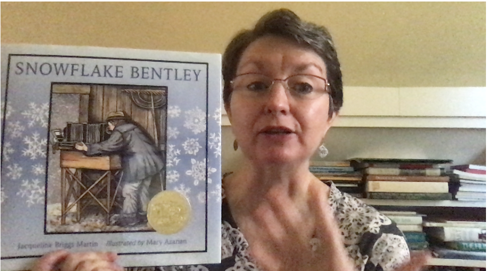 Miss Betty's Intro. to Snowflake Bentley