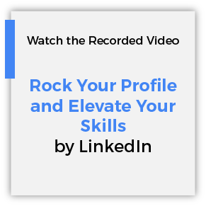 Rock your profile and elevate your skills by LinkedIn Learning