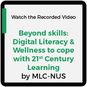 Beyond Skills by MLC-NUS