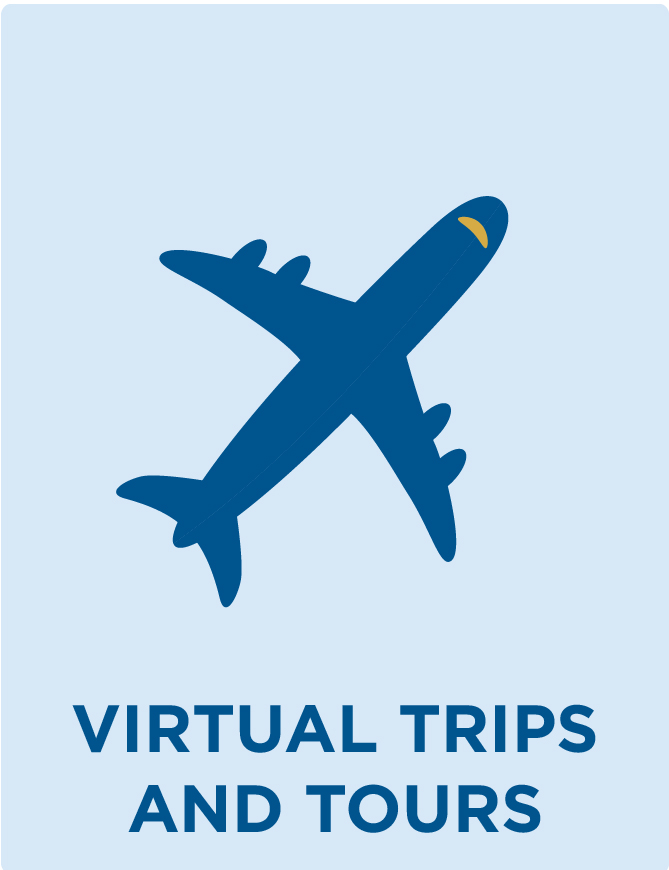 Virtual Trips and Tours - Online Learning