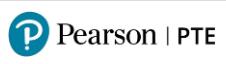 Pearson PTE logo