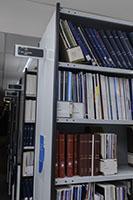 Colour photo of Burwood periodicals compactus
