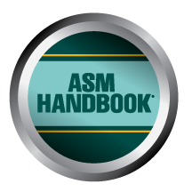 Book cover: ASM Handbooks Online