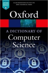 Book cover: A Dictionary of Computer Science