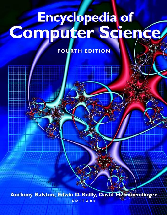 Book cover: Encyclopedia of Computer Science