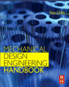 Book cover: Mechanical Design Engineering Handbook