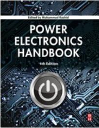 Book cover: Power Electronics Handbook