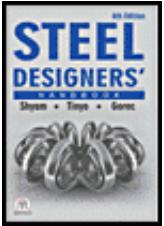 Book cover: Steel Designers' Handbook