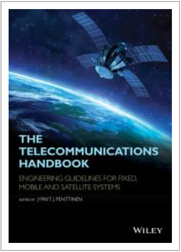 Book cover: The Telecommunications Handbook : Engineering Guidelines for Fixed, Mobile, and Satellite Systems
