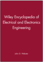Book cover: Wiley Encyclopedia of Electrical and Electronics Engineering