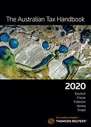 The Australian Tax Handbook 2000