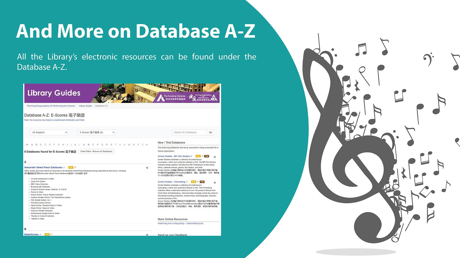Database A-Z