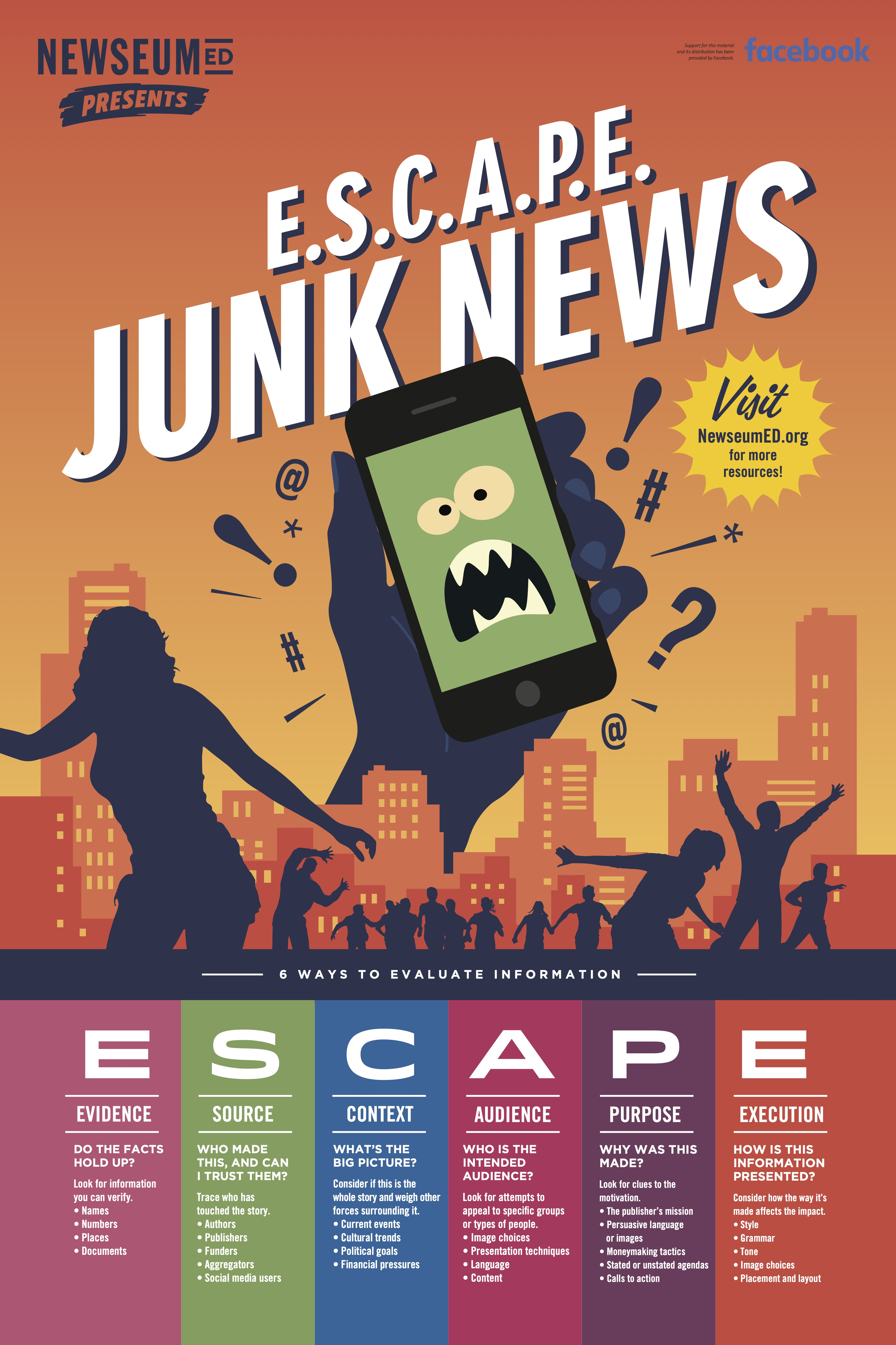 Escape Junk News