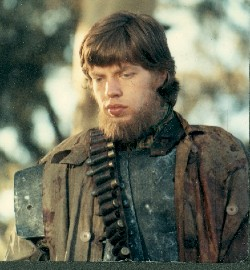 H2007.126/40 Mick Jagger as Ned Kelly