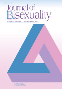 Cover image of the Journal of Bisexuality