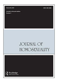 Cover image of the Journal of Homosexuality