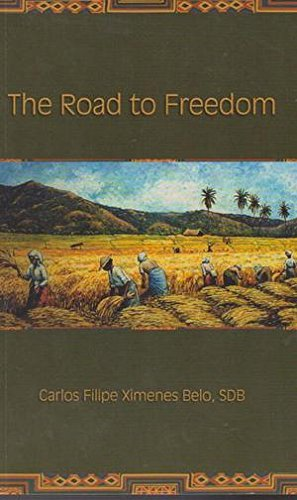 Cover image: The road to freedom : a collection of speeches, pastoral letters, and articles from 1997-2001