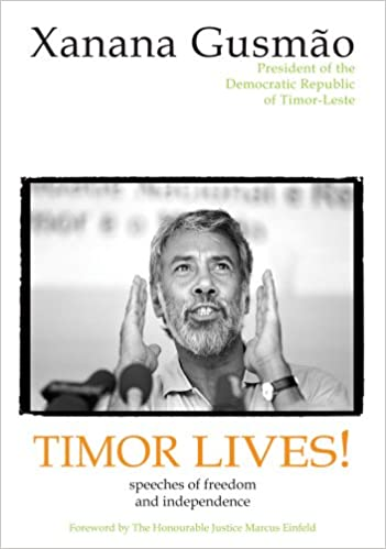 Cover image: Timor lives!: speeches of freedom and independence