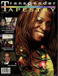 Cover image of Transgender Tapestry