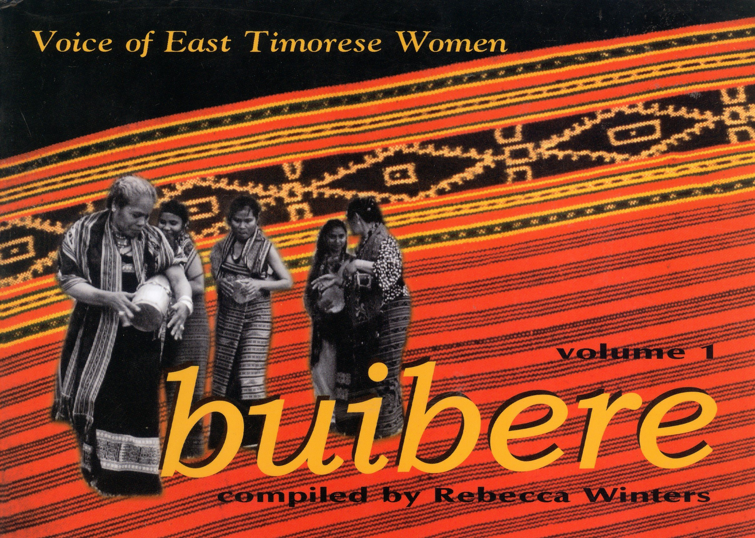 Cover image: Buibere: voice of East Timorese women [vol. 1]