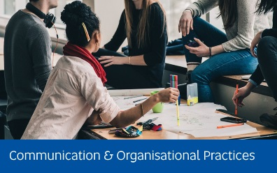 Navigate to communication and organisational practices