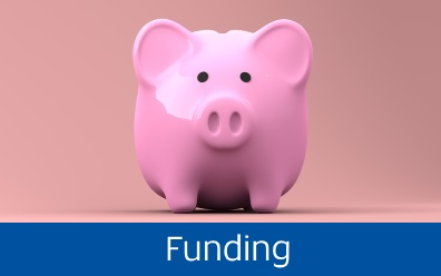 Navigate to Funding page within this guide
