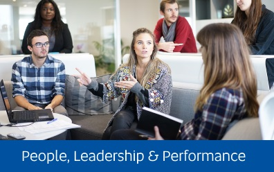 Navigate to People, Leadership and Performance