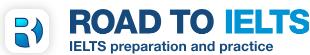 Road to IELTS logo