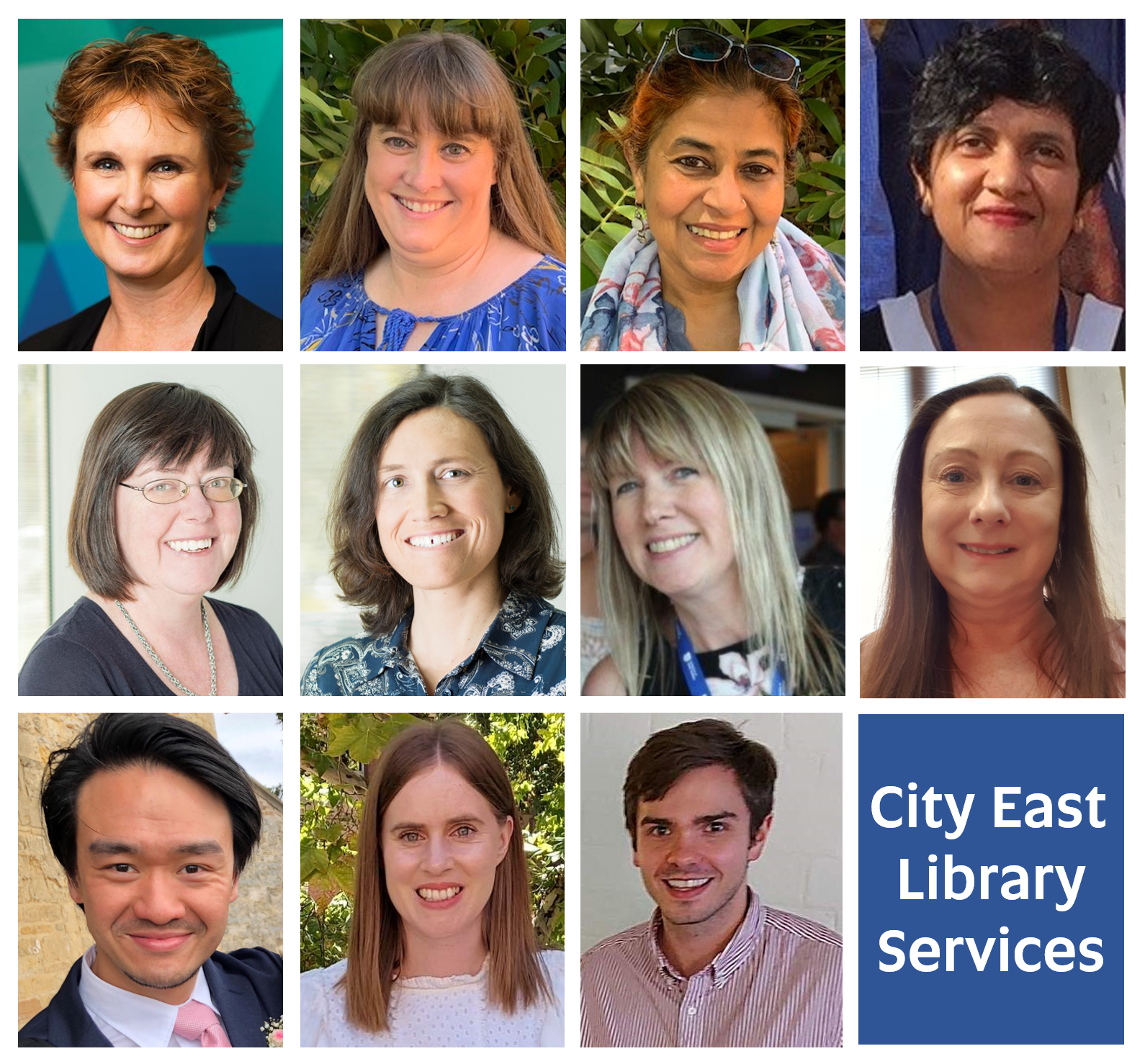 Profile photo of Library Services team - City East