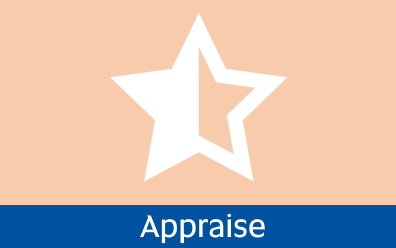 Navigate to Appraise page