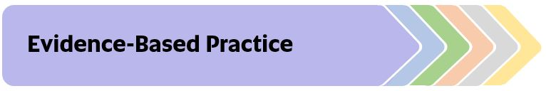 Navigate to the Evidence Based Practice Guide