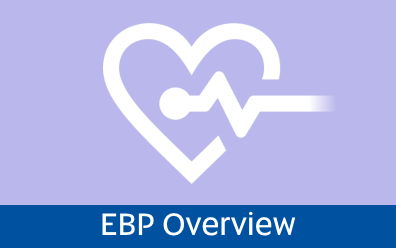 Navigate to EBP Overview page