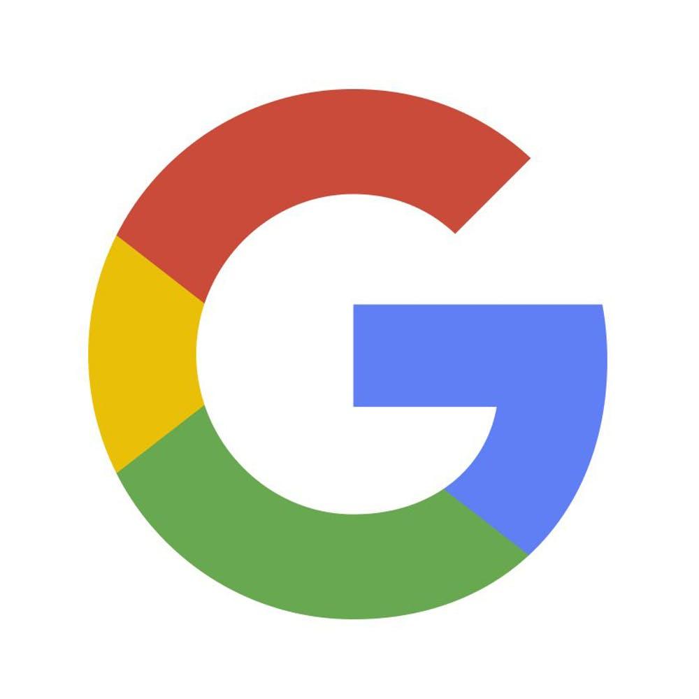 Google icon.