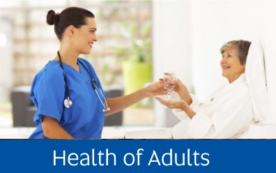 Navigate to assignment help for: Health of adults
