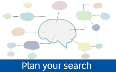 Develop a question and search strategy