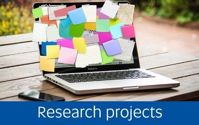 Navigate to the Research projects page within this guide