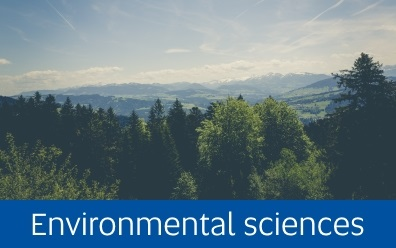 Navigate to Environmental sciences page