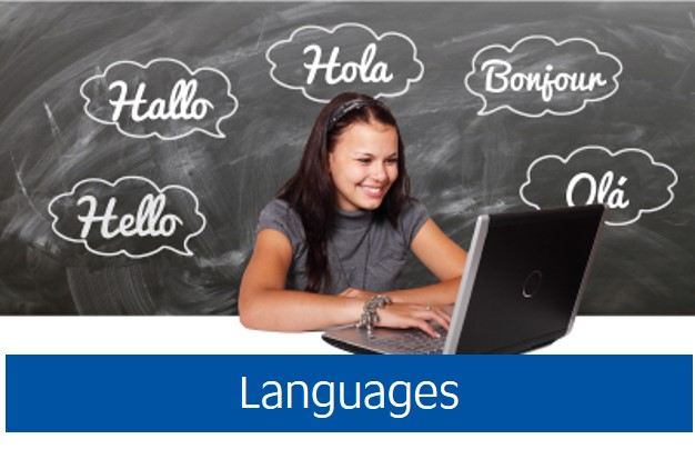 Navigate to languages page