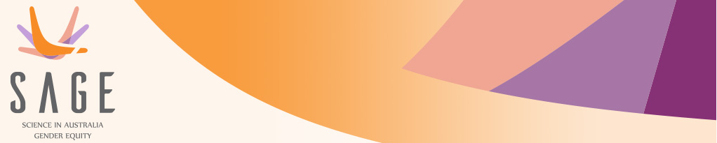 Science in Australia Gender Equity banner image only