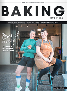 Widely regarded as the Australian baking industry's leading publication