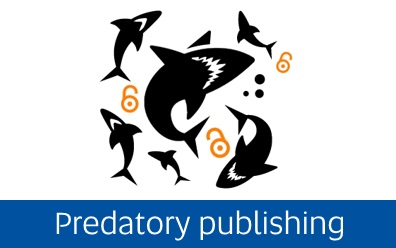 'Predatory publishing' page - UniSA Library Publishing Guide