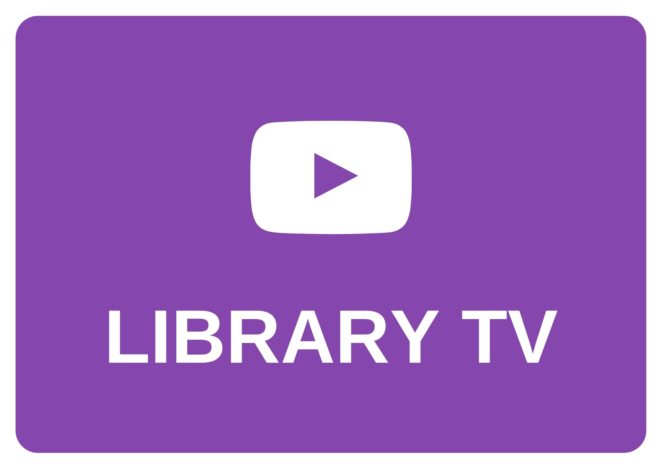 Library TV link