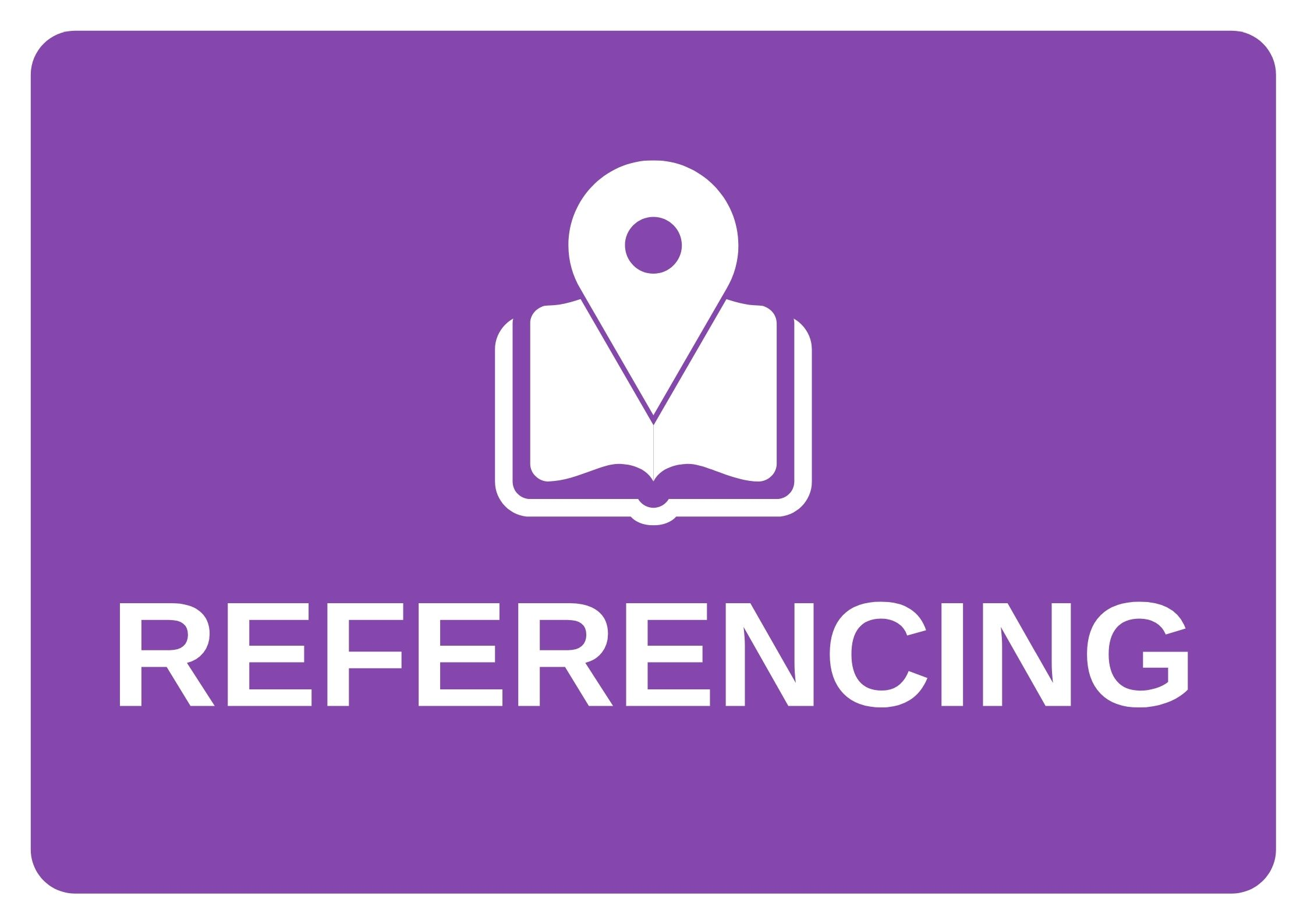 APA Referencing guide link